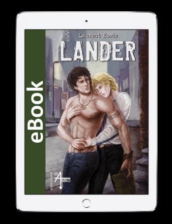 Lander, de Laurent Kosta